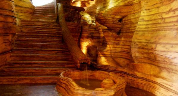 Reproducción cueva del Antílope, San José, Costa Rica, 2011
