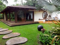 Casa construida en Puerto Viejo de Talamanca, Costa Rica. 2008